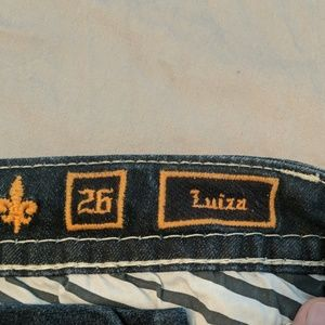 Rock Revival Jeans - Rock Revival Luiza